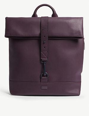 6e6bf95601ef36 TED BAKER - Rayman nylon backpack