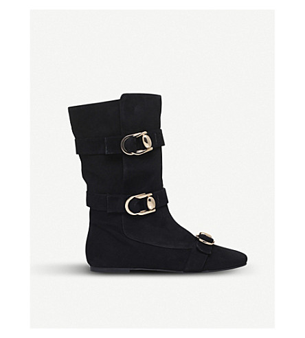 Clearance Clearance Store Stella Luna Suede Ankle Boots Cheap Sale Marketable Buy Cheap Extremely Dx0d2aFL4