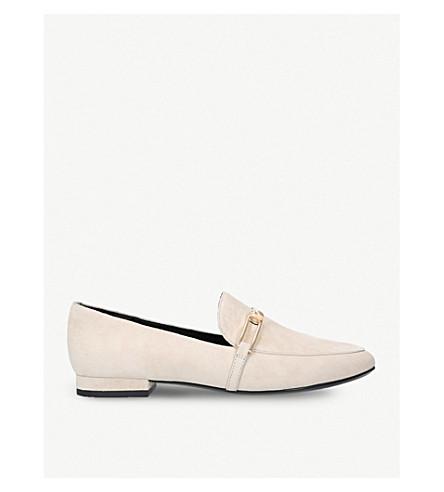 STELLA LUNA Stella suede loafers (Grey/light