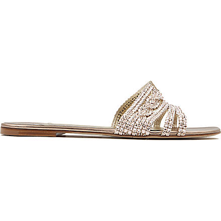 GINA Loren sandals (Nude