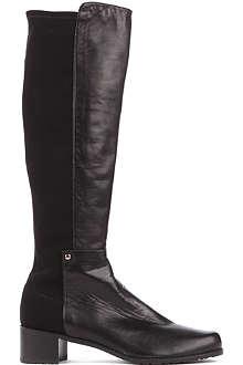 STUART WEITZMAN Mezza Mezza leather riding boots