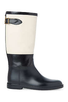 BURBERRY Warrington wellies