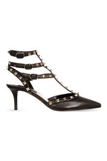 VALENTINO So Noir 65 court shoes
