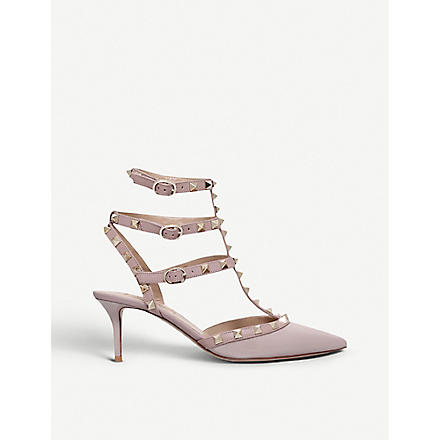 VALENTINO So Noir 65 court shoes (Nude