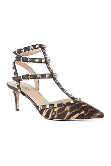 VALENTINO So Noir 65 sandals