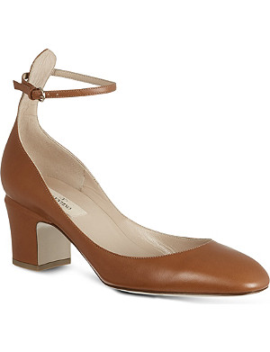 VALENTINO Leather pumps