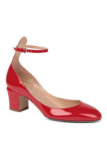 VALENTINO Patent leather courts