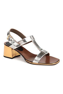 MARNI Okeford leather sandals