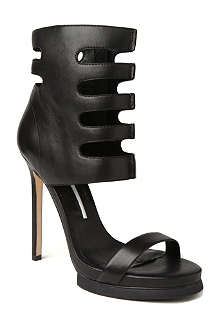 CAMILLA SKOVGAARD Lolly leather sandal boots