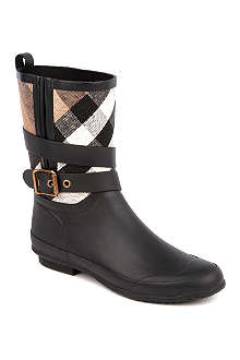 BURBERRY Holloway wellies