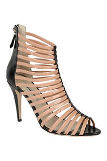 BRIAN ATWOOD Dolores leather cage sandals