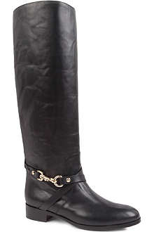 MULBERRY Dorset knee-high boots