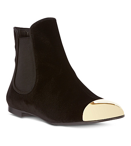 GIUSEPPE ZANOTTI Lucy ankle boots (Black