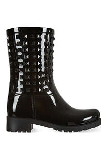 VALENTINO Stud wellies