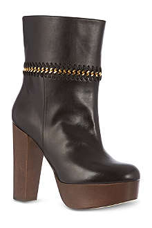 STELLA MCCARTNEY Pinocchio ankle boots