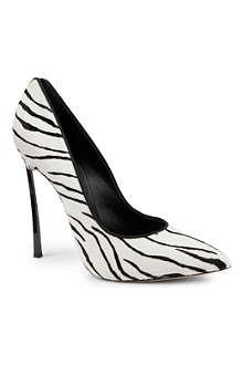 CASADEI Blade zebra courts