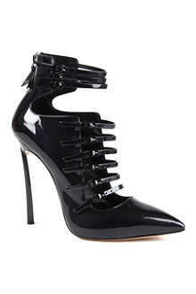 CASADEI Multistrap leather courts