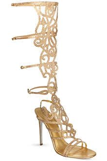 RENE CAOVILLA Bellatrix heeled sandals