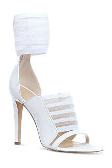 CHRISTOPHER KANE Arrabella leather sandals