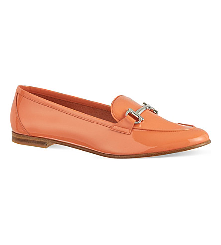 MY FERRAGAMO My Informal loafers (Salmon