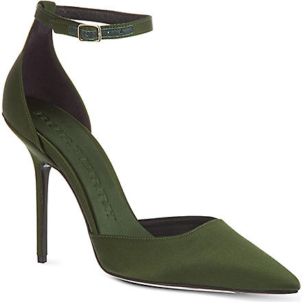 BURBERRY Seaworth sandals (Green