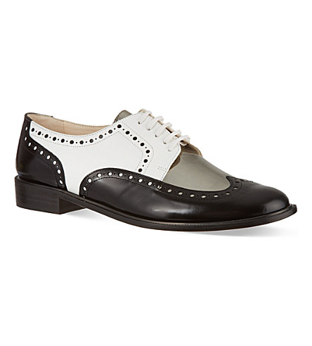 ROBERT CLERGERIE Joella brogues (Blk/other