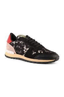 VALENTINO Lace trainers