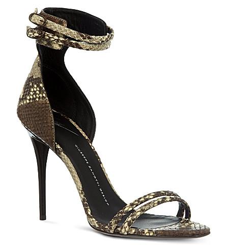 GIUSEPPE ZANOTTI Banquet heels (Beige