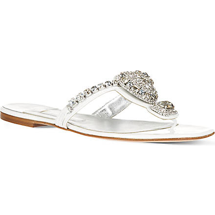 GINA Jane sandals (White