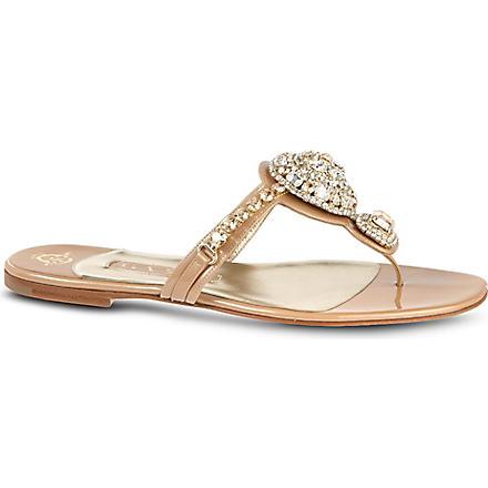 GINA Jane sandals (Cream