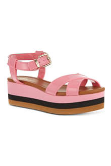 FENDI Hydra block sandals