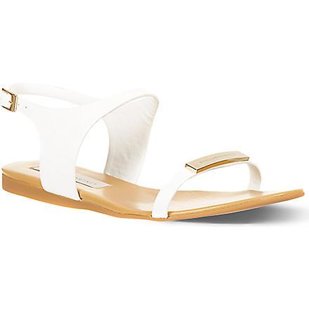 STELLA MCCARTNEY Dickens sandals (White