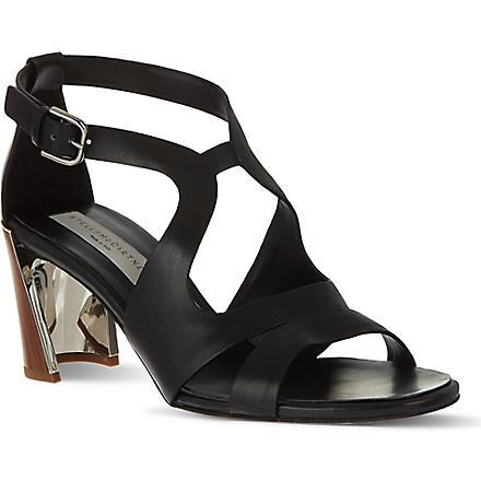 STELLA MCCARTNEY Pumblechook sandals (Black
