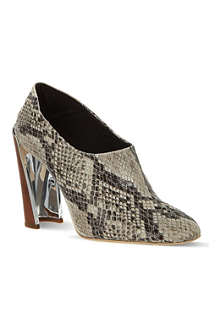 STELLA MCCARTNEY Wemmick python-look shoes