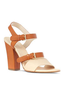 CHLOE Decorations leather sandals