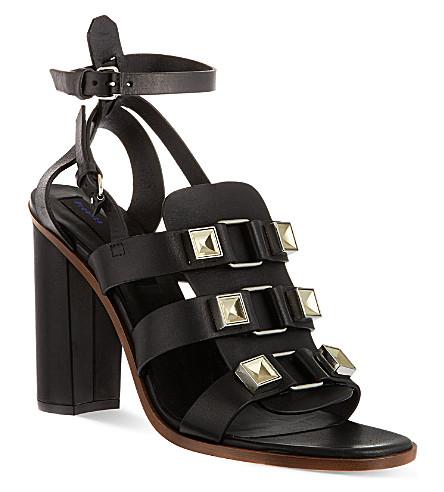 PROENZA SCHOULER Odense sandals (Black