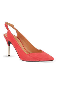 ROLAND MOURET Rosa court shoes