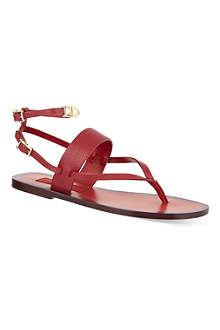 VALENTINO Studded sandals