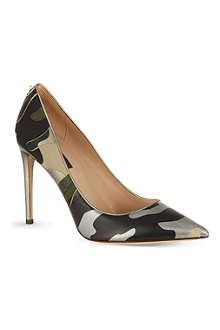 VALENTINO Camo stiletto heels