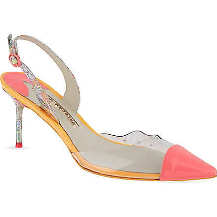SOPHIA WEBSTER Daria 70 pumps