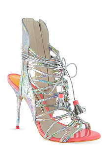 SOPHIA WEBSTER Lacey heeled sandals