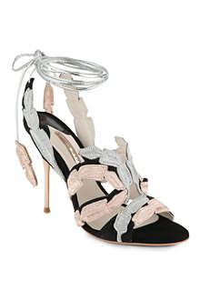 SOPHIA WEBSTER Carrie heeled sandals