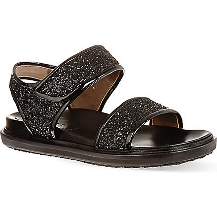 MARNI East Lake sandals (Black