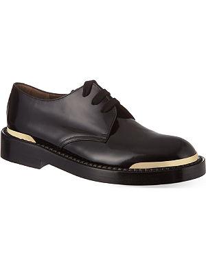 MARNI Silviano Conti leather Derby shoes