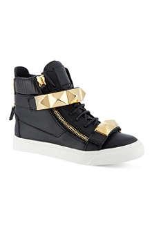 GIUSEPPE ZANOTTI St Marys hi-top sneakers