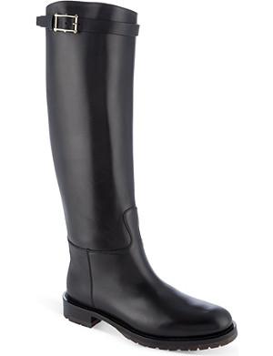 VALENTINO Chevalier knee-high boots