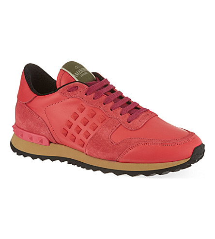 VALENTINO Rockstud trainers (Pink