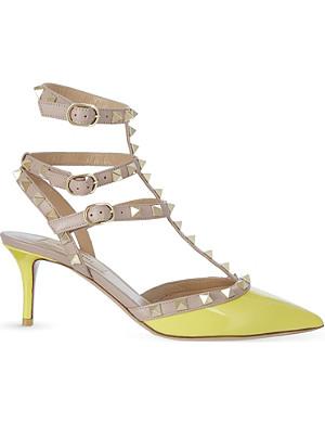 VALENTINO Rockstud 65 heeled sandals