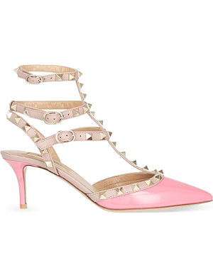 VALENTINO Rockstud 65 t-bar sandals