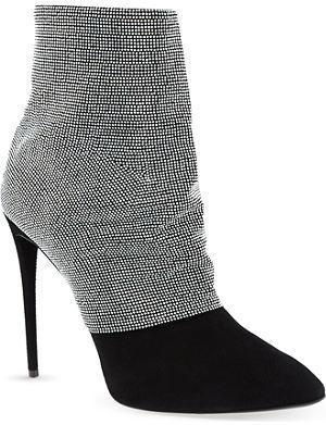 GIUSEPPE ZANOTTI Ducorp heeled boots